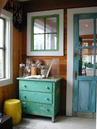 Distressed Bathroom Cabinet How To Distress Furniture Hgtv
