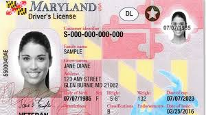 In Some Maryland Real Licenses Id Prompt June Will Recall Of Driver's