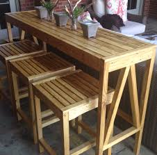 Diy Outdoor Bar Sets
