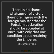 「Potsdam Declaration accepted」の画像検索結果