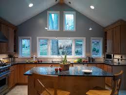 recessed light sloped ceiling designs