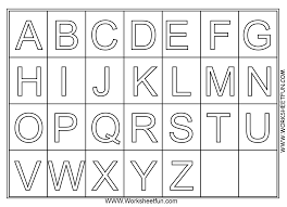 Small Picture A z alphabet coloring pages download and print for free pre k