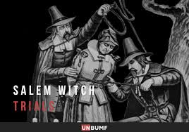 Salem Witch The Salem Witch Trials The Theories Behind The Horrifying