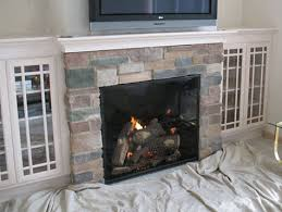 because gas is a clean burning fuel and is directly provided to the fireplace there s no need to empty ash or stack or haul fuel