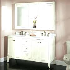 rental apartment bathroom decorating ideas. Exellent Ideas White Beadboard Bathroom Cabinets Vanity Top  With Medicine Cabinet Rental Apartment Decorating Ideas For L