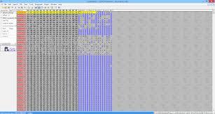 Pokemon Crystal Type Chart The Nsmb Hacking Domain Complete Type Chart In Pokemon Hg