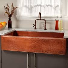 tips to caring a copper sink