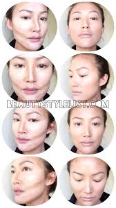 how do you contour your face with makeup beauty on asian makeup asian eyes and