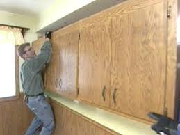 How To Remove Kitchen Cabinet How To Safely Demolish A Kitchen How Tos Diy