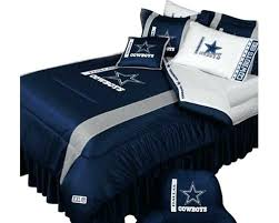 Dallas Cowboys Comforter Set Bedding Football Bed Kids Queen Size ...