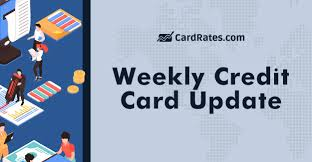 Maybe you would like to learn more about one of these? Cardrates Com Weekly Credit Card Update April 2 2021