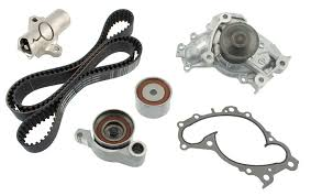 Amazon.com: Aisin TKT-026 Engine Timing Belt Kit with Water Pump ...