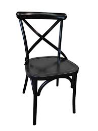 x back dining chairs. Outdoor Vintage Cross Back Chair In Antique Black | Bay Gallery Furniture Store X Dining Chairs R