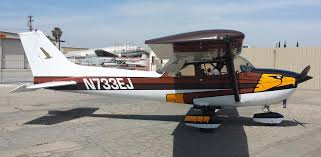 cessna 172n skyhawk painted by century aircraft painting in may 2016