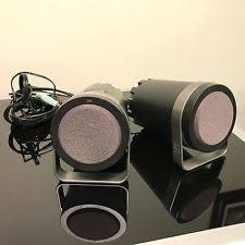 altec lansing computer speakers altec lansing bx1220 2 piece usb powered desktop speaker system