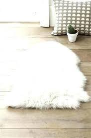 faux fur rug faux fur rug best faux sheepskin rug ideas on white faux fur faux faux fur rug