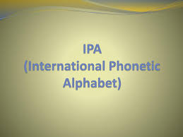 Otherwise, phonetic symbols may not display correctly. Ipa International Phonetic Alphabet Ppt Download