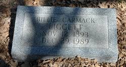 Billie Carmack Liggett (1893-1989) - Find A Grave Memorial
