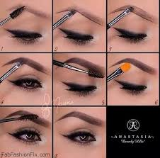 how to use anastasia beverly hills brow kit brows eyebrows makeup
