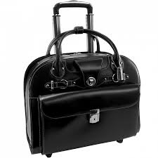 leather rolling laptop bags for all