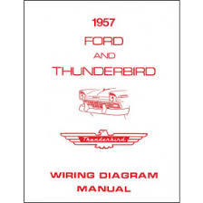 ford thunderbird wiring diagram manual 8 pages 1957 macs auto thunderbird wiring diagram manual 8 pages 1957