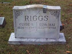 Elva Mai Hinkley Riggs (1875-1940) - Find A Grave Memorial