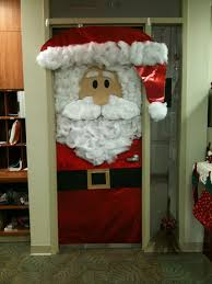 holiday door decorating ideas. Perfect Ideas Pinterest Christmas Door Decorating Ideas  Holiday Decor This Was At  Work Navidad For Door Decorating Ideas O