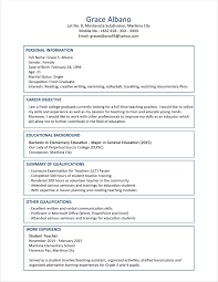 1 Or 2 Page Resume 07 Ghost Free Resume Templates