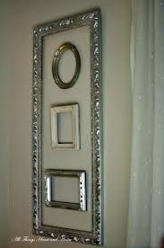 empty frame decor cool empty picture frame empty frame decorating ideas