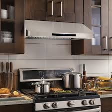 under cabinet range hood reviews. Cosmo Cfm Ducted Under Cabinet Range Hood Reviews Wayfair Hoods Throughout