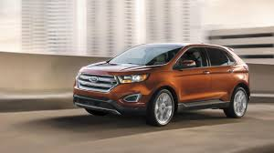 Used 2017 Ford Edge for sale - Pricing & Features | Edmunds