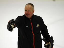 ducks announce re hiring of coach randy carlyle com ducks announce re hiring of coach randy carlyle
