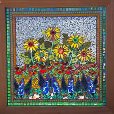 glass on glass mosaic stained glass windows
