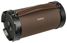 Портативная акустика <b>Dialog</b>... — купить по выгодной цене на ...