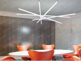suspended linear lighting. Simple Linear New Suspended Linear Lighting To