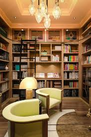 home library lighting. 9 Amazing Home Library Designs By Closet Factory Shelves Corner Lighting Doxen And Hue