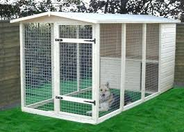 pleasing dog kennel roof diy houses kennels and catteries dog kennel and run 5 l6227010