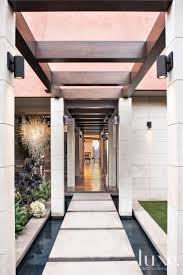 Best Indoor Courtyard Ideas On Pinterest - Interior and exterior design of house