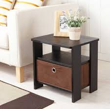 brown and black side tables for living room sofa side tables living room side tables for living room australia