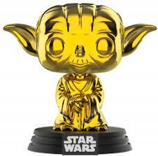 <b>Фигурка Funko POP</b>: <b>Star</b> Wars 2019 Galactic Convention – Yoda ...