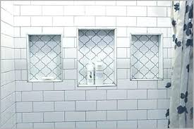 fresh white subway tile with light grey grout and grout for bathroom amusing with bathroom light awesome white subway tile with