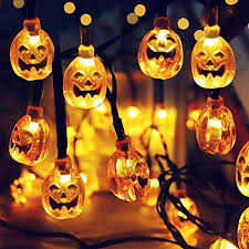 Solar <b>String Lights</b> Yostyle <b>Newest Halloween</b> Themed Waterproof ...