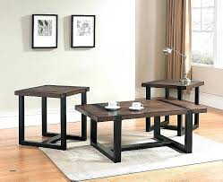 glass coffee tables room and board table beautiful union rustic 2 piece top round