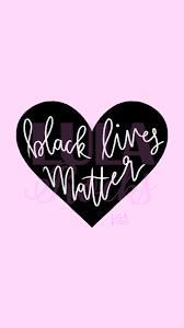 Pink BLACK LIVES MATTER Fundraiser ...