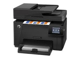 Hp Color Laserjet Pro Mfp M177fw User Guide