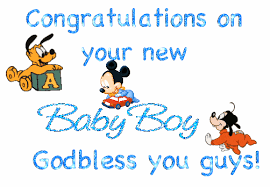 Congratulate On New Baby Baby Congratulations Gif Find Share On Giphy
