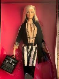 2007 mac barbie doll collection limited