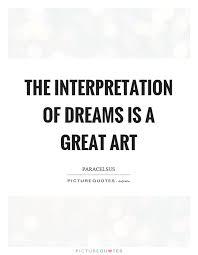 Interpretation Of Dreams Quotes