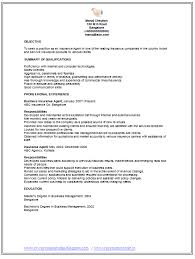 latest insurance sales agent resume sample free in word doc insurance agent sample resume