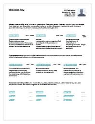 Three Column Resume Template Best of Two Column Resume Template Column Mix Resume Template Free Three